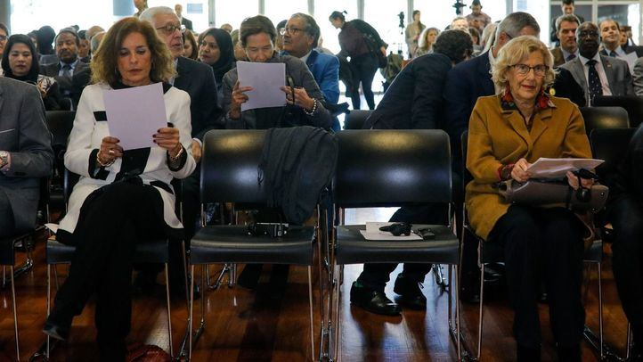Madrid concederá sus Medallas de Honor a Ana Botella y Manuela Carmena en San Isidro