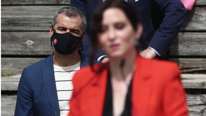 El PSOE recurre ante los tribunales la lista de Ayuso por considerar