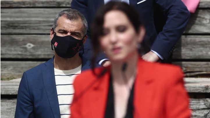 El PSOE recurre ante los tribunales la lista de Ayuso por considerar 'irregular' la inclusión de Cantó