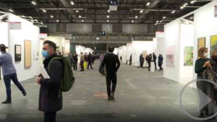 La feria de arte Estampa regresa a Madrid de forma presencial