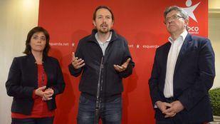 Pablo Iglesias, candidato a la Presidencia de la Comunidad de MAdrid el próximo 4M