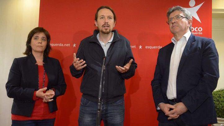 'Que hable la mayoría': el lema de campaña de Iglesias con el que pide la movilización de la izquierda