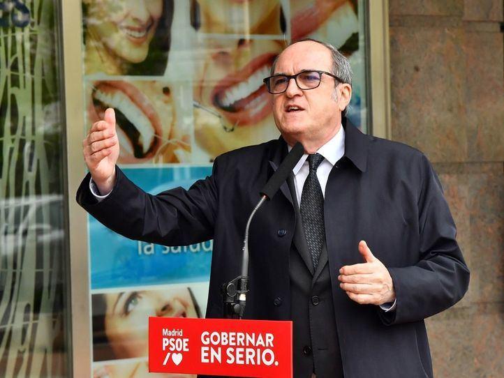 Gabilondo anuncia que si es presidente formará el primer gobierno paritario en Madrid