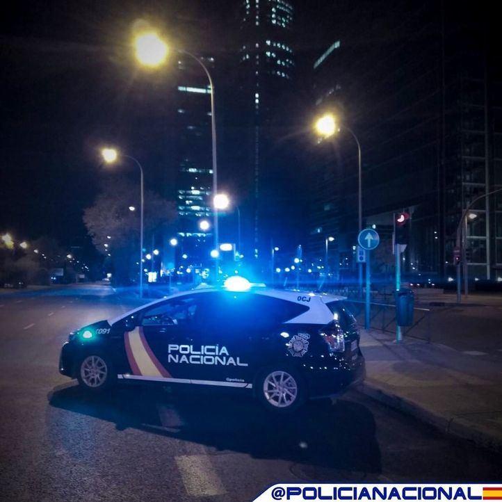 Hallado bajo un puente el cuerpo de una persona calcinada en Alcorcón