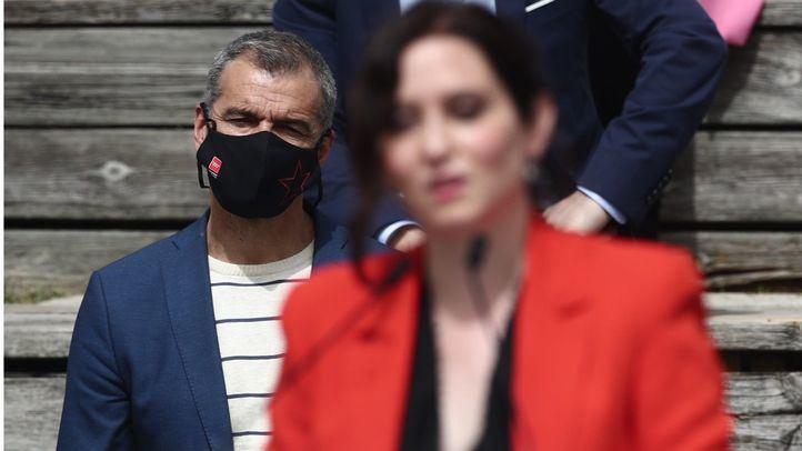 La Justicia saca de las listas del PP a Toni Cantó y Agustín Conde tras el recurso del PSOE