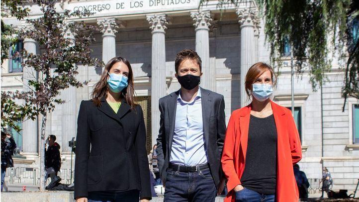 Errejón apoyaría un Gobierno de PSOE en la región
