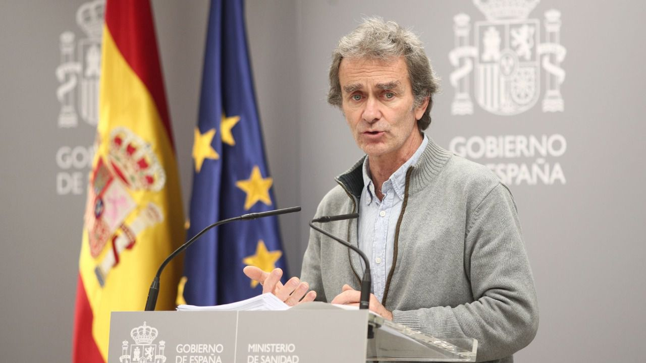 """A Simón no le constan datos falsos en Madrid y ve una letalidad """"similar"""" a otras regiones"""