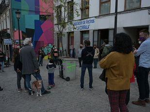 Lavapiés se levanta contra la construcción de apartahoteles en la calle Primavera