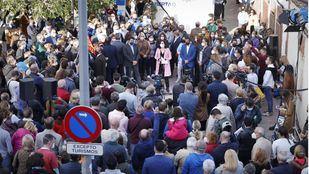 El alcalde de Parla trasladará a Junta Electoral las aglomeraciones en el acto de Ayuso