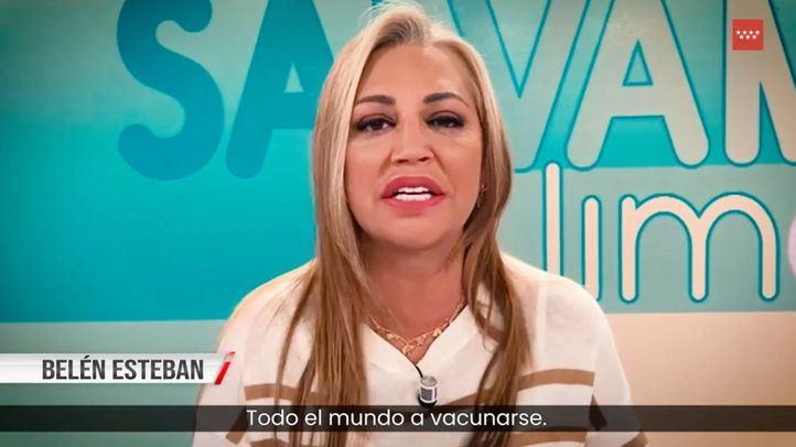 'Vacunarse es seguro e imprescindible', lema de la campaña que anima a inmunizarse frente al Covid