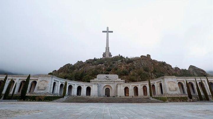 El Ayuntamiento de San Lorenzo tramitará la licencia para iniciar las exhumaciones del Valle de los Caídos