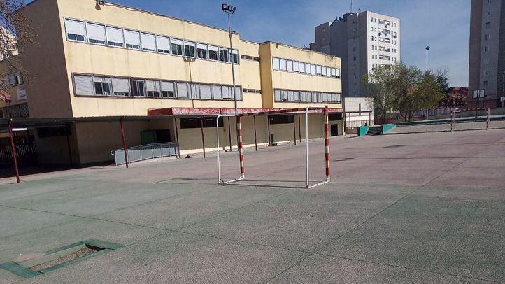 Proyectadas las construcciones de dos nuevos centros educativos en Parla y Vallecas