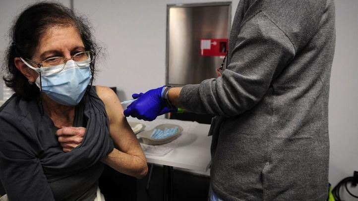 Comienza la vacunación contra la Covid-19 en el WiZink Center