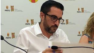 Diego Ortiz, alcalde socialista de Pinto