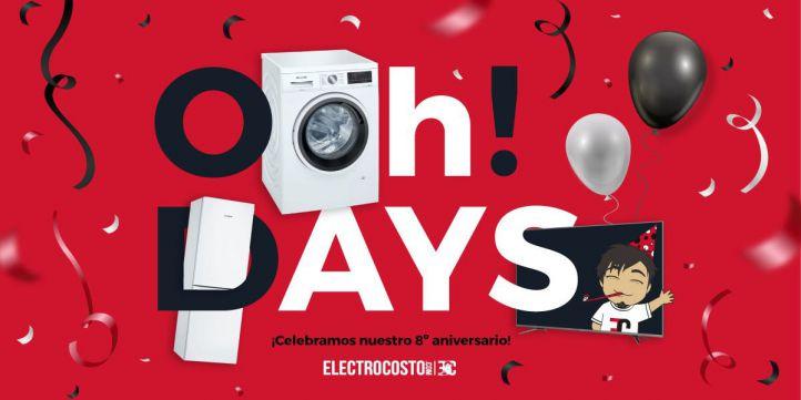 8º Aniversario de Electrocosto | Ooh Days