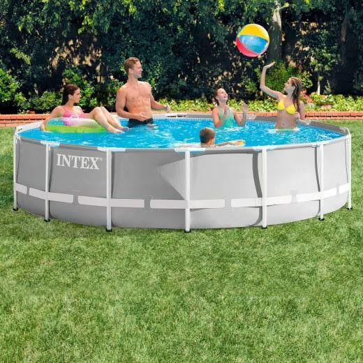 Ahora que viene el verano no pueda faltar tu piscina desmontable