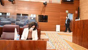 Díaz Ayuso, obligada a rectificar su declaración de bienes al ocultar el nombre de su empresa