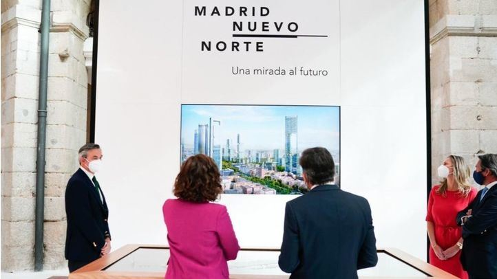 DCN remarca la importancia de la perspectiva de género en Madrid Nuevo Norte
