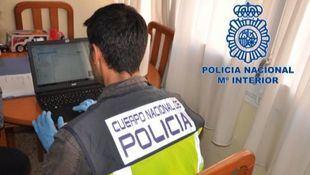 Doce detenidos por distribuir por internet material de abuso sexual infantil