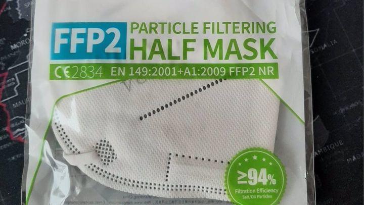 Retiradas las mascarillas de grafeno repartidas al personal municipal tras la alerta de toxicidad