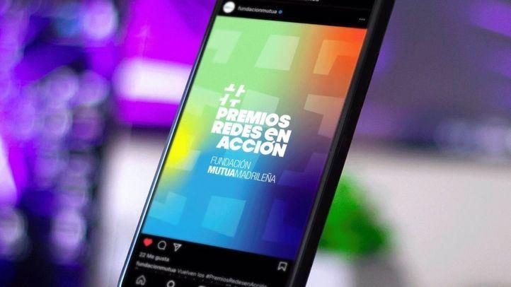Fundación Mutua Madrileña convoca la tercera edición de los Premios Redes en Acción