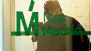 Investigan el 'hackeo' de la web de Más Madrid que desvió donaciones a Podemos