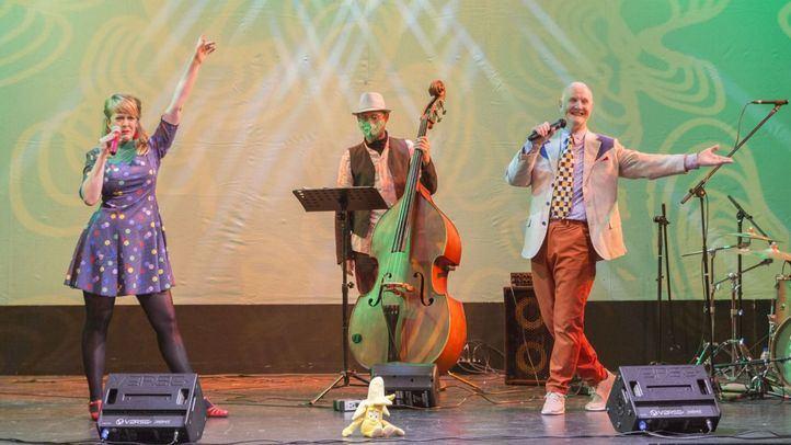 'Swing for kids', ritmo para los niños