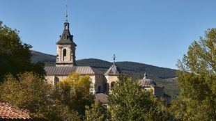 Monasterio de El Paular, en Rascafría.