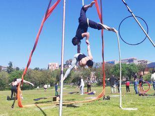 El Circo clama por el sector: 'Las administraciones no están aportando todo lo que podrían'