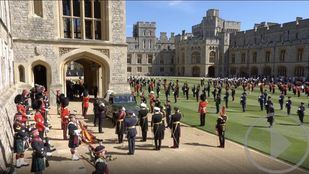 Solemne funeral para despedir a Felipe de Edimburgo