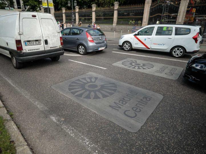 Los comerciantes de Madrid Central aparcarán como residentes