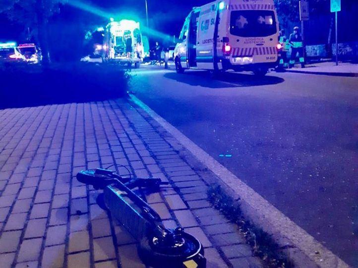 Bajo secreto de sumario la investigación por la muerte del menor atropellado en patinete en Valdemoro