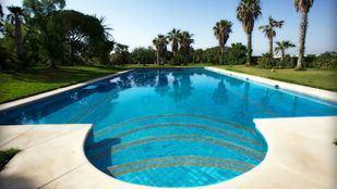 Una d elas piscinas que forma parte de la plataforma Swimmy