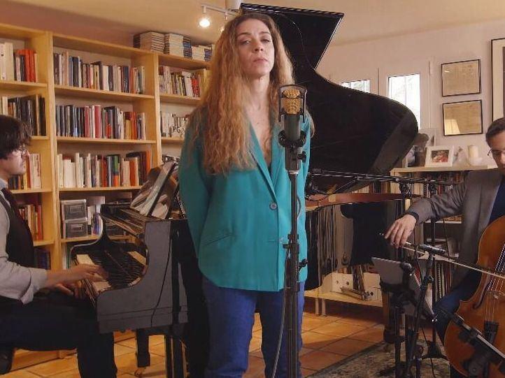Sandra Carrasco inaugura el ciclo de conciertos 'Las Noches del Canal'
