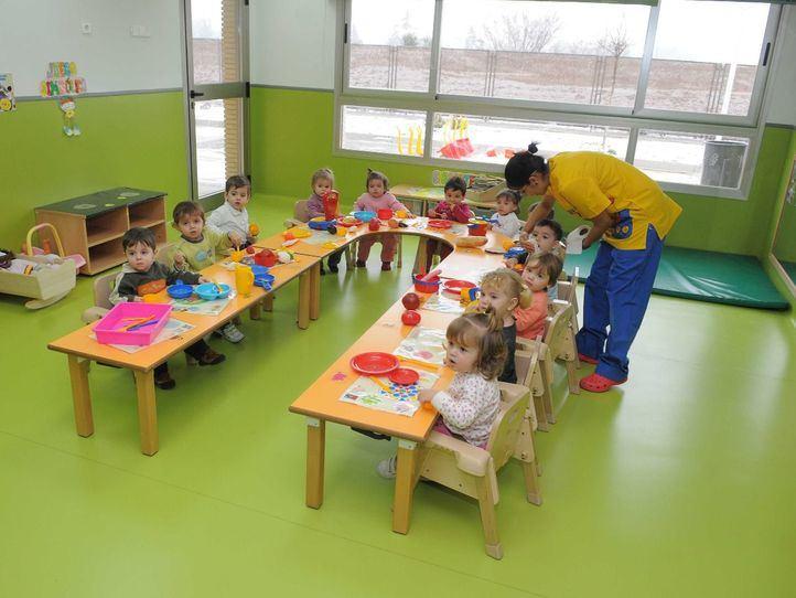 El Ayuntamiento abre el plazo de inscripción en las 71 escuelas infantiles municipales