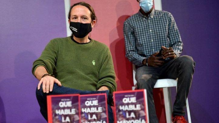 Presentación del programa electoral de Unidas Podemos