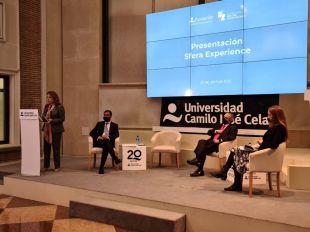 Presentación de Sfera Experience en la sede de UCJC en la calle Almagro.