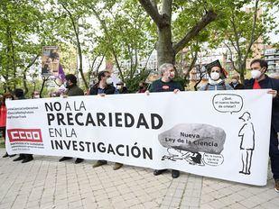 Los investigadores se rebelan contra la reforma de la Ley de la Ciencia