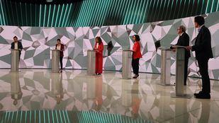 Lea aquí el minuto a minuto del debate: García, Monasterio y Bal se imponen a los 'grandes'