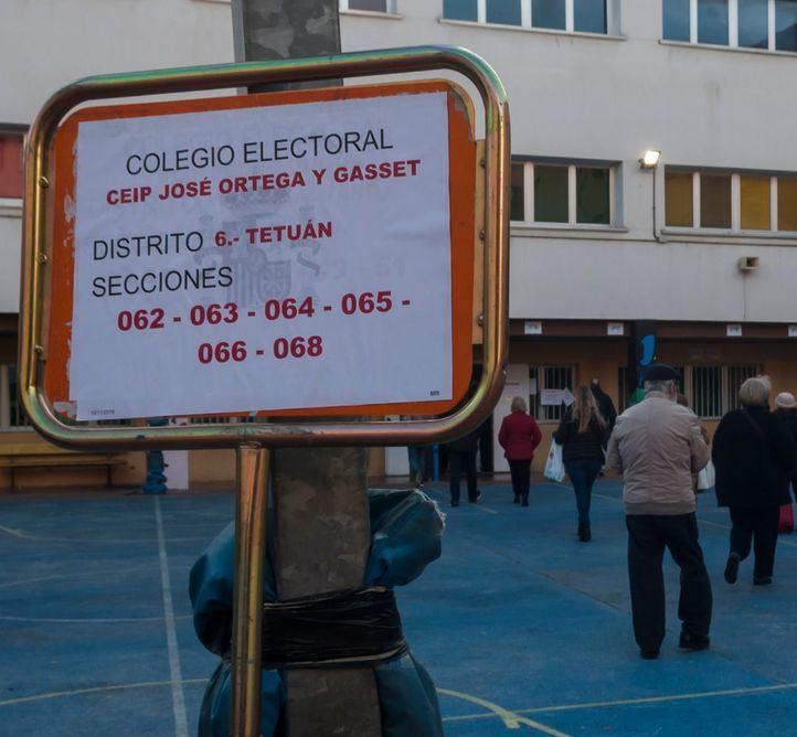 Más de 10.000 personas piden no formar parte de la mesa electoral el 4M
