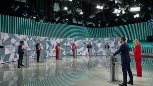 Debate a seis en Telemadrid