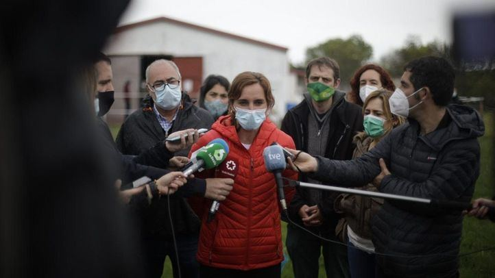 Más Madrid da a conocer sus propuestas verdes: apoyo al medio rural y creación de una escuela cooperativa