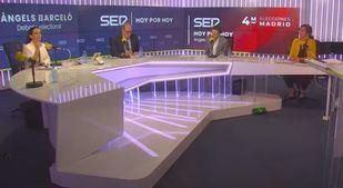 Debate electoral del 4M en Cadena SER