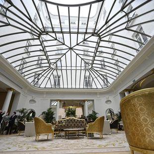 Un paseo por el interior del renovado hotel Ritz