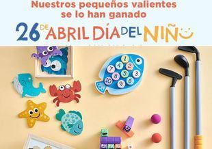 El Corte Inglés celebra el Día del Niño con una donación de juguetes para Ayuda en Red