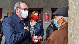 Ángel Gabilondo, candidato del PSOE a la presidencia de la Comunidad de Madrid