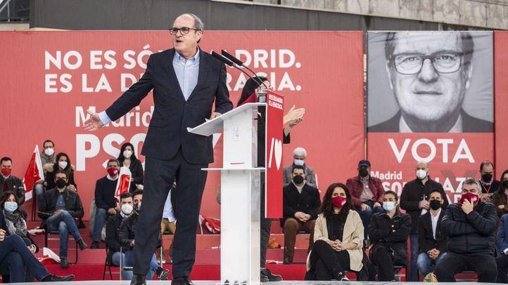 Sanidad estudiará si el mitin del PSOE en una zona básica de salud confinada constituye una infracción