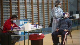 Los test de antígenos llegan esta semana a Navas del Rey