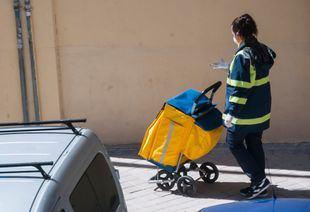 Correos recibe un 42,8% más de solicitudes de voto por correo para las elecciones