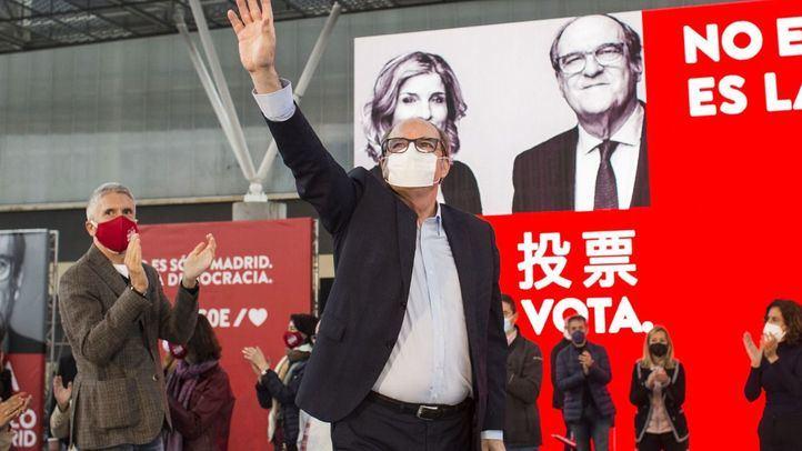 Gabilondo insiste en hacer un 'cordón sanitario' a Vox